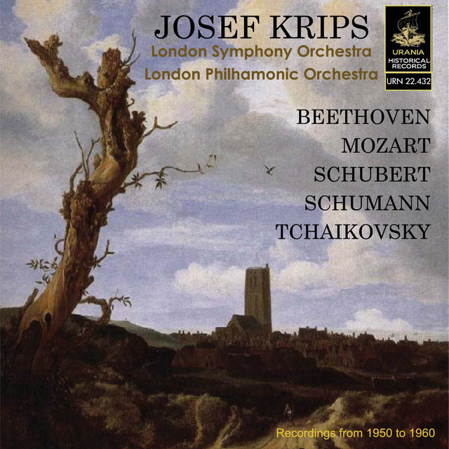 Krips conducts Beethoven, Mozart, Schubert and Schumann