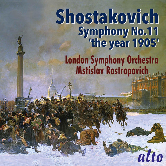 "Shostakovich: Symphony No.11 ""The Year 1905"""