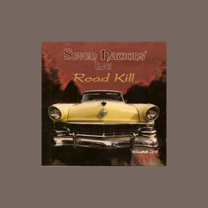 Road Kill, Vol. 2 (Live) album