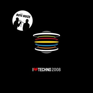 I Love Techno 2008 Albümü