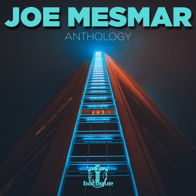 Album cover for Anthology by Joe Mesmar
