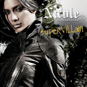 Nicole Scherzinger Supervillain cover