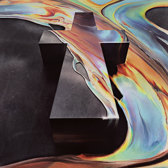 Album cover for Woman by Justice