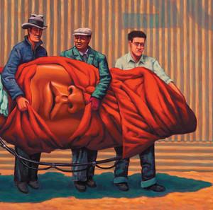 Mars El Ciervo Vulnerado cover