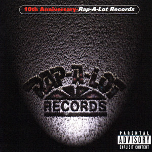 Geto Boys, 2-Low, Seagram, Too Much Trouble, 5th Ward Boyz, Odd Squad Bring It On cover