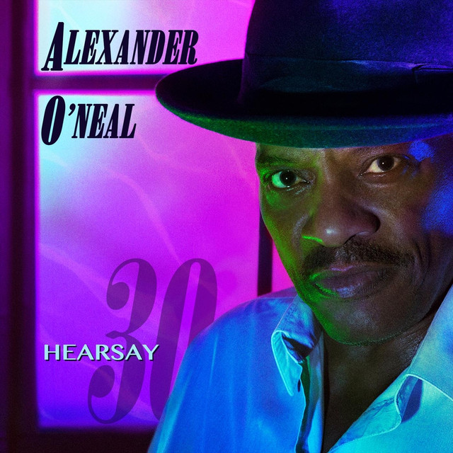 Album cover for Hearsay30 by Alexander O'Neal