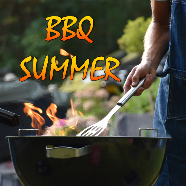 Album cover for BBQ Summer by Various Artists