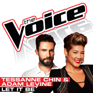 Tessanne Chin, Adam Levine Let It Be (The Voice Performance) cover