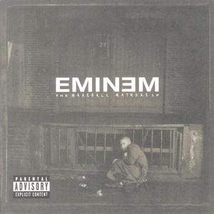 Eminem Marshall Mathers cover