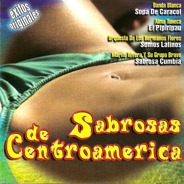 Various Artists Sabrosas De Centroamerica album cover