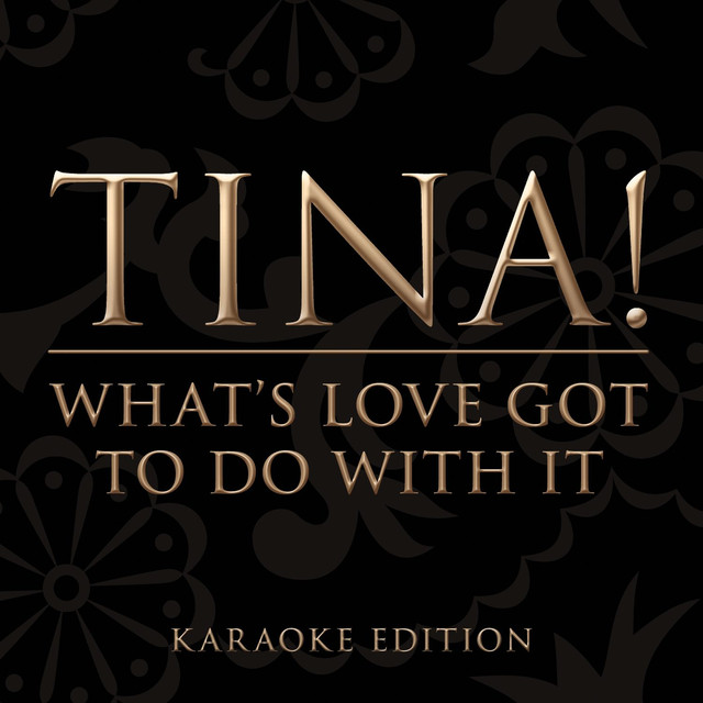What's Love Got To Do With It [Karaoke Version]