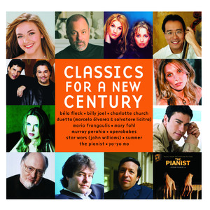 Classics For A New Century Albumcover