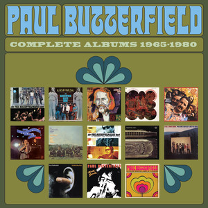 Paul Butterfield Last Night cover