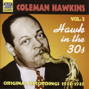 Coleman Hawkins Lullaby cover