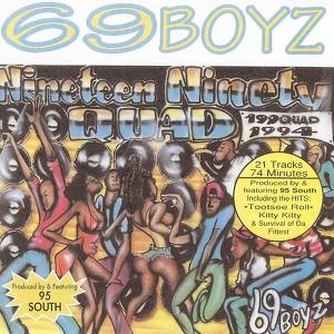 Nineteen Ninety Quad Albumcover