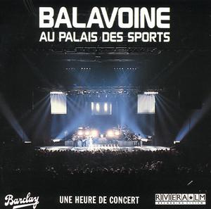 Au Palais Des Sports Albumcover
