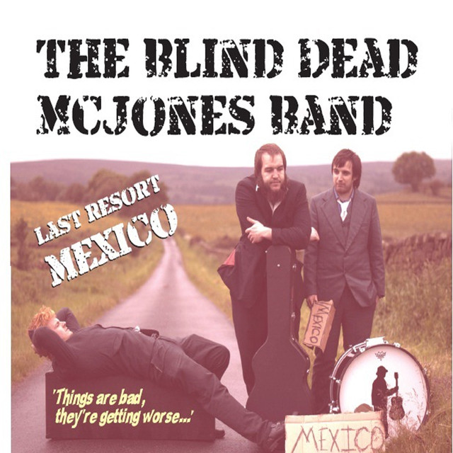 Blind Dead McJones band tickets and 2019 tour dates