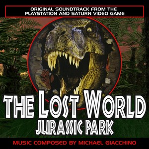 The Lost World: Jurassic Park - Original Soundtrack from the Videogame Albumcover