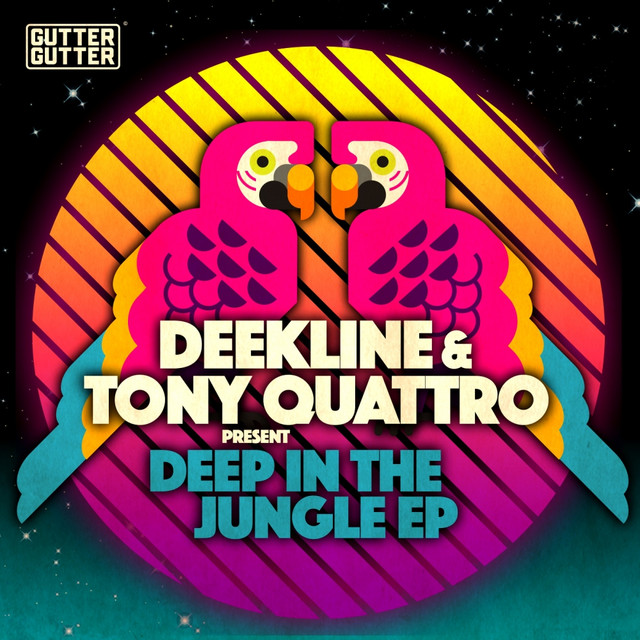 Deep In The Jungle EP