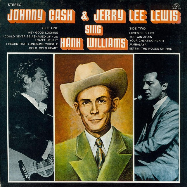Sing Hank Williams Albumcover
