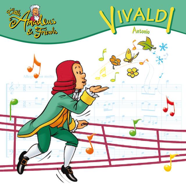Little Amadeus & Friends: Vivaldi Albumcover