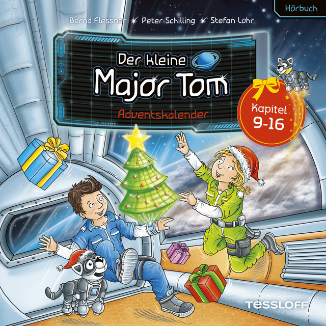 Der kleine Major Tom - Adventskalender (Kapitel 9 - 16) Cover