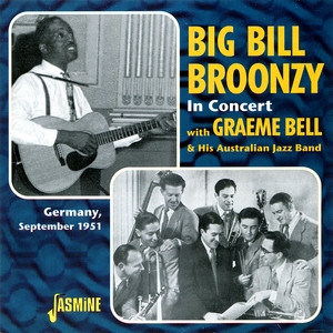 Big Bill Broonzy, The Graeme Bell Band Who's Sorry Now cover