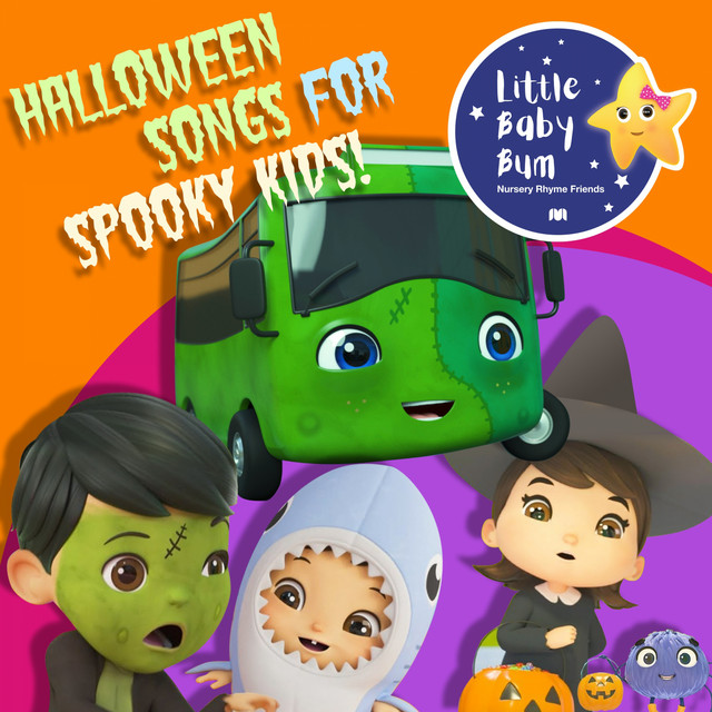 Halloween Songs for Spooky Kids!