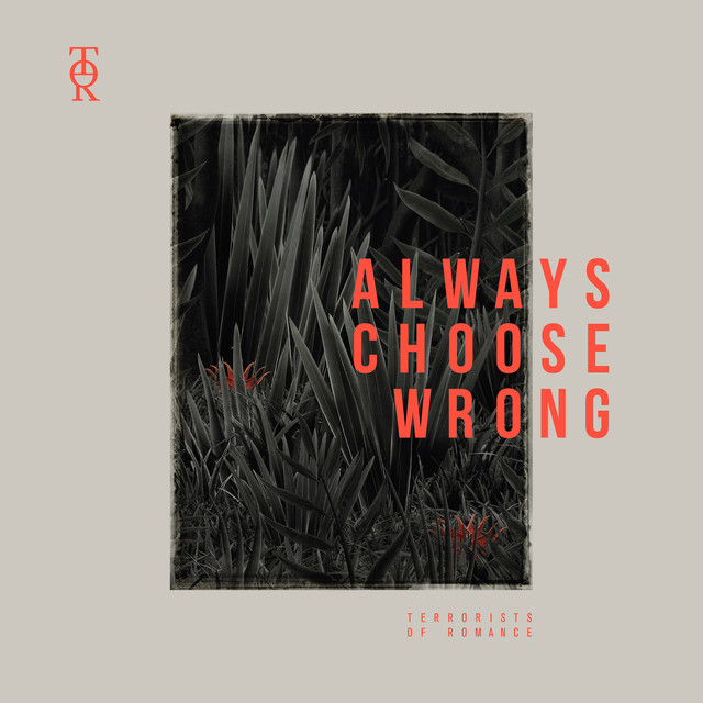 """Listen to """"Always Choose Wrong"""" by Terrorists of Romance on Fresh Indie Sounds by Curators Playlist"""
