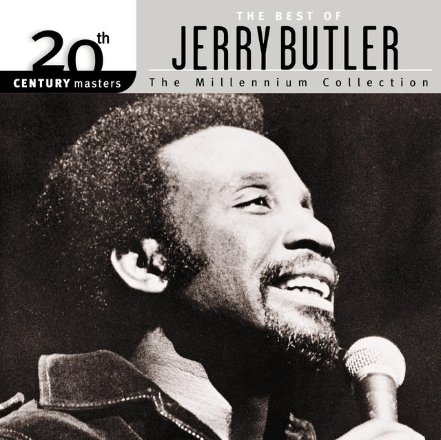 Jerry Butler 20th Century Masters: The Millennium Collection: The Best of Jerry Butler album cover