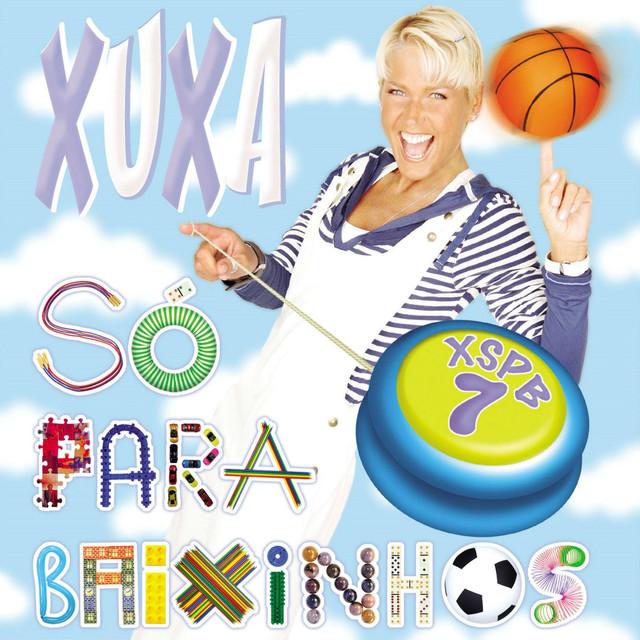 Xuxa Só para Baixinhos, Vol. 7 Albumcover