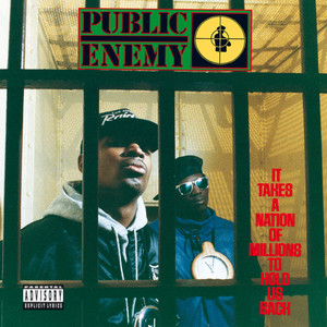 Public Enemy Party for Your Right to Fight cover