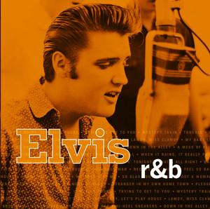 Elvis R & B Albumcover