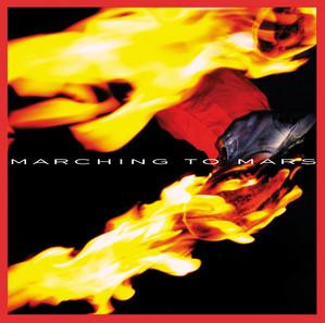 Marching to Mars album