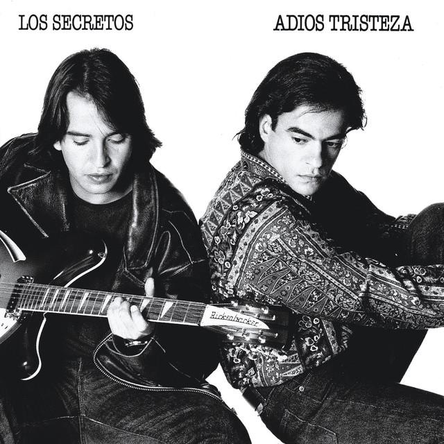 Los Secretos Adios Tristeza + 4 temas extra album cover