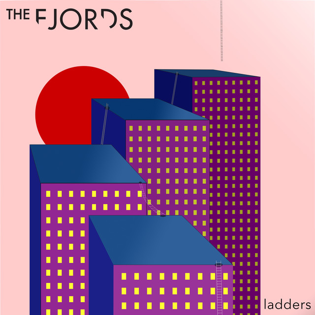 Album cover for Ladders by The Fjords