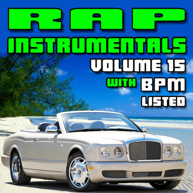 Rap Instrumentals, Vol  15 (Instrumental with Chorus, BPM Tempo