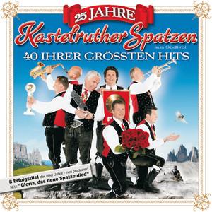 25 Jahre Kastelruther Spatzen [Standard (Set)] album