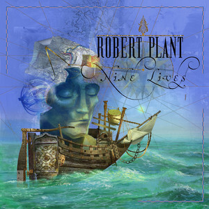 Robert Plant In the Mood cover