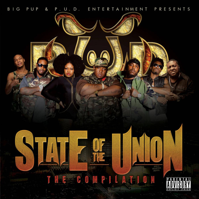 State of the Union (The Compilation) Albumcover