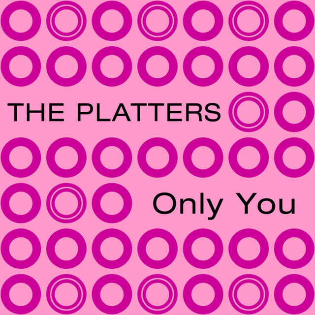 The Platters Only You album cover