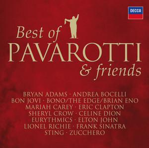 Best Of Pavarotti & Friends - The Duets album