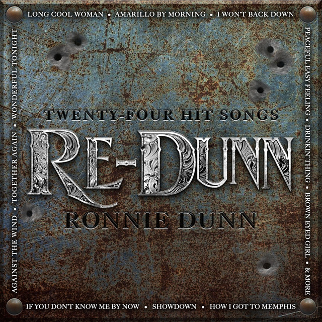 Album cover for Re-Dunn by Ronnie Dunn