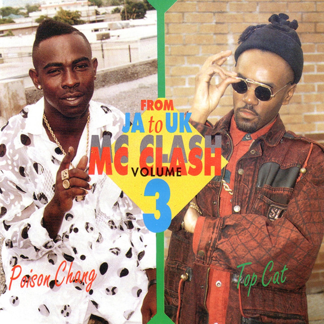 JA To UK MC Clash, Vol.3