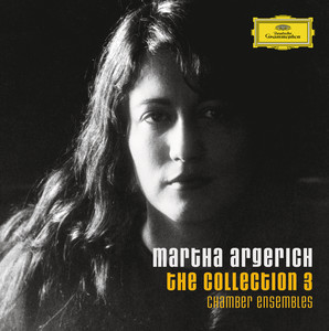 The Martha Argerich Collection 3 Albumcover