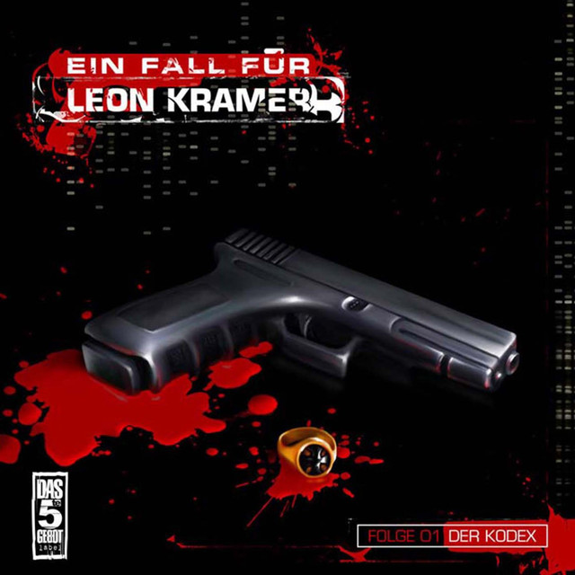 Ein Fall für Leon Kramer, Folge 01: Der Kodex Cover