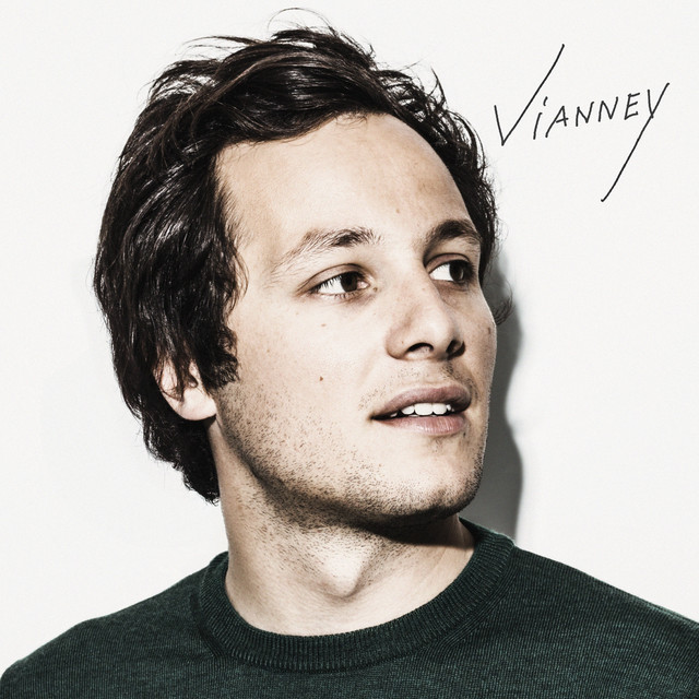 Album cover for Vianney by Vianney