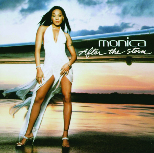 Monica After the Storm album cover