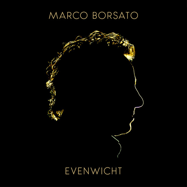 Album cover for Evenwicht by Marco Borsato