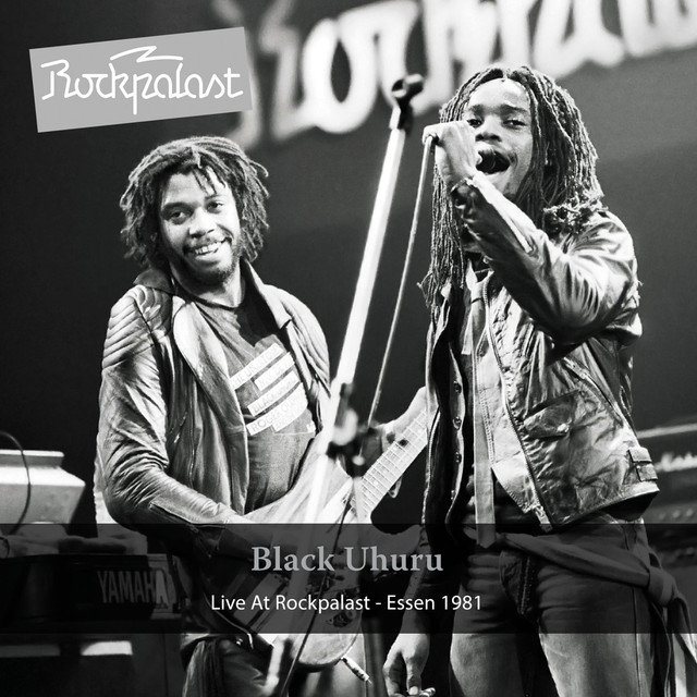 Black Uhuru (Live at Rockpalast, Essen 1981)